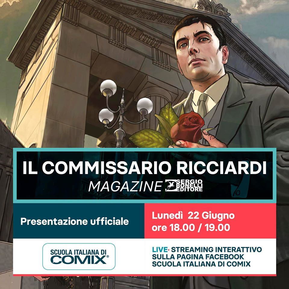 Il COMMISSARIO RICCIARDI MAGAZINE IN STREAMING Online