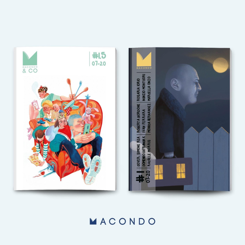 MACONDO, DA COLLETTIVO ARTISTICO A MAGAZINE